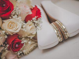 El casamiento de Jesica y Favio 3