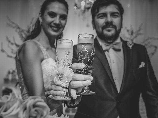 El casamiento de Jesica y Favio