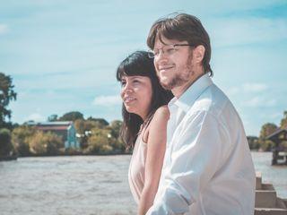El casamiento de Gabriela y Gastón 1