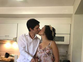 El casamiento de Temis y Nicolás  2