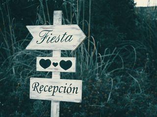El casamiento de Victoria y Federico 1