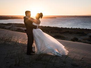 El casamiento de Rocío y Adrián