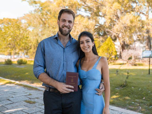 El casamiento de Dana Dahyana  y Jonathan Paulo