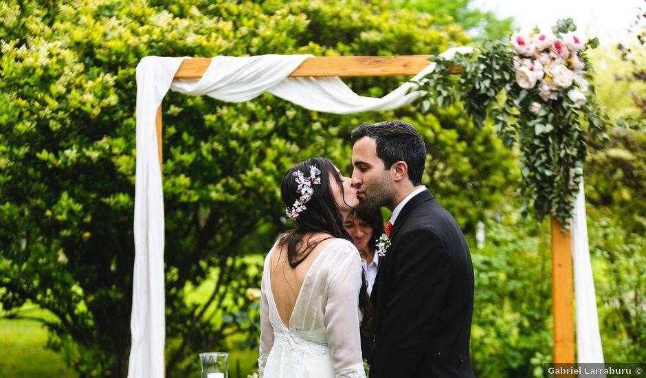 El casamiento de Diego y Delfina en Pilar, Buenos Aires