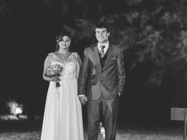 El casamiento de Melisa y Renzo