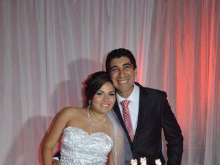 El casamiento de Silvana y Arturo
