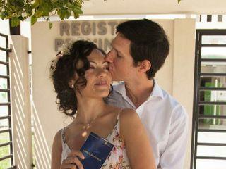 El casamiento de Nicolás y Temis 1
