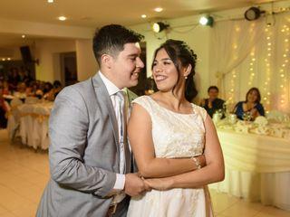El casamiento de Mariana y Diego