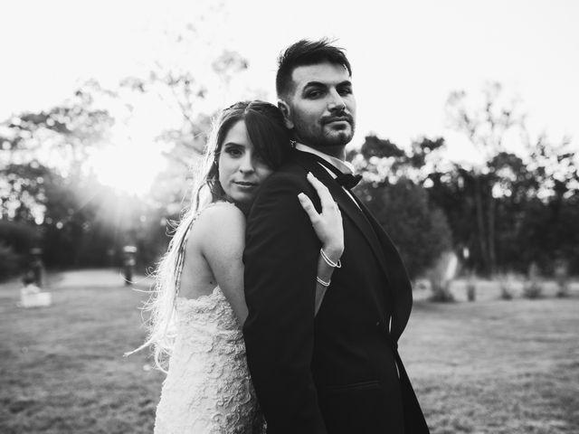 El casamiento de Carla y Esteban