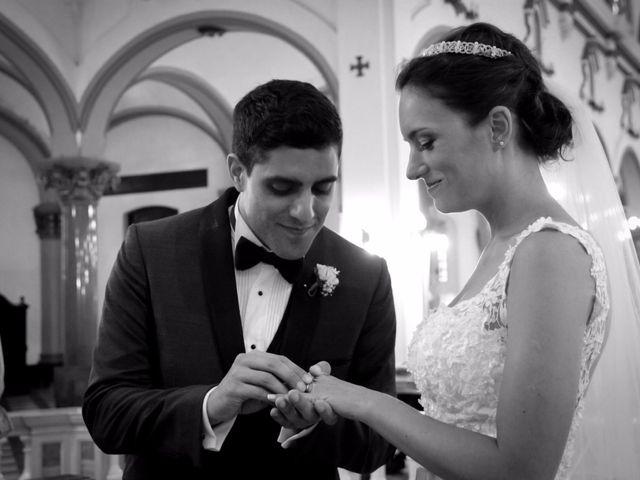 El casamiento de Belén y Matias