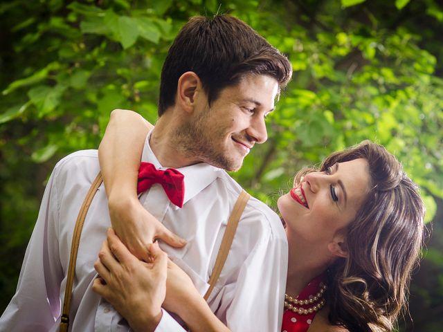 El casamiento de Natalia y Cesar