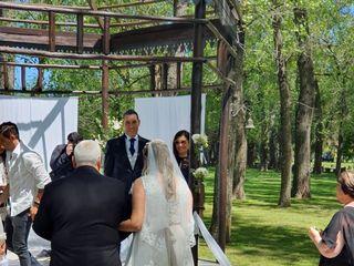 El casamiento de Cynthia y Pablo  2