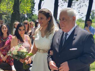 El casamiento de Cynthia y Pablo  3