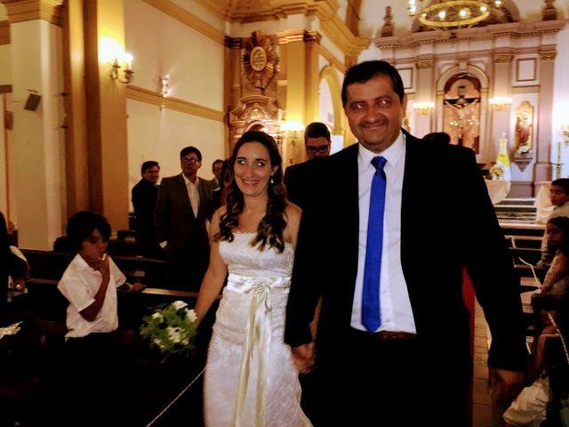El casamiento de Florencia y Matías