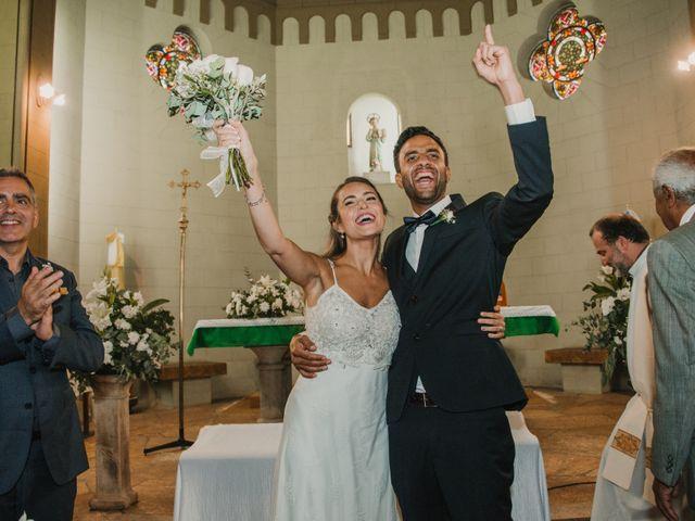 El casamiento de Angie y Pablo