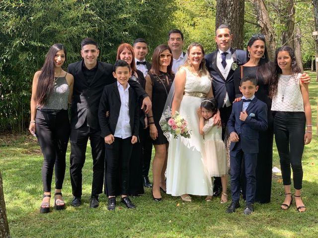 El casamiento de Cynthia y Pablo