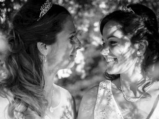 El casamiento de Natalia y Natalia 2