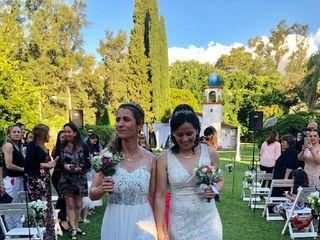 El casamiento de Natalia y Natalia 1