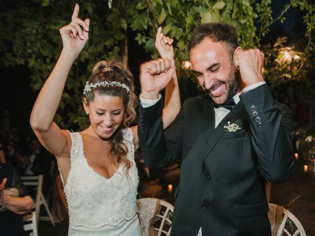 El casamiento de Flor y Juan