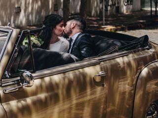 El casamiento de Rocío y Santiago