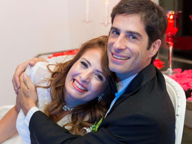 El casamiento de Nancy y Marcos