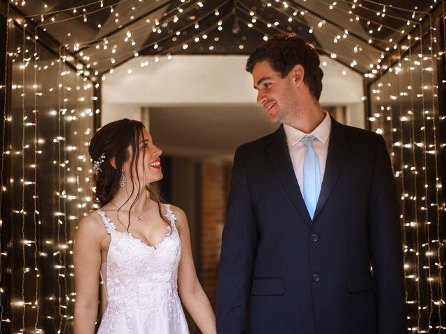 El casamiento de Sofi y Pato