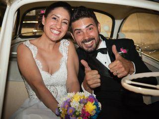 El casamiento de Yanina y Pablo