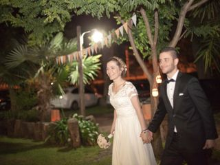 El casamiento de Mara y Fernando