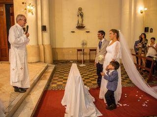 El casamiento de Cecilia y Ignacio 3