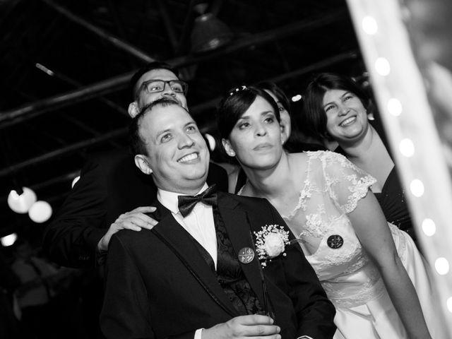 El casamiento de Anabel y Luis