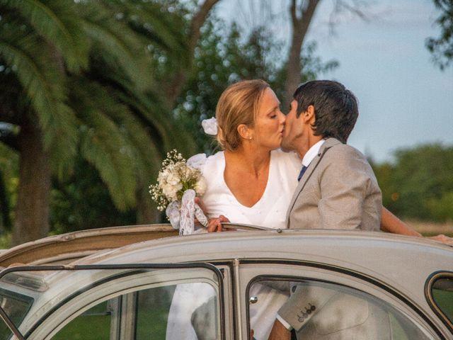 El casamiento de Cecilia y Ignacio