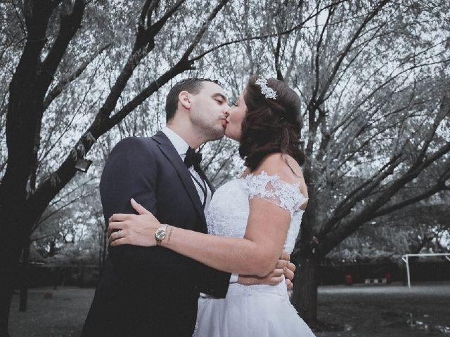 El casamiento de Romina  y Mariano