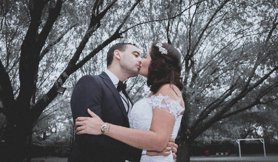 El casamiento de Mariano  y Romina  en Burzaco, Buenos Aires