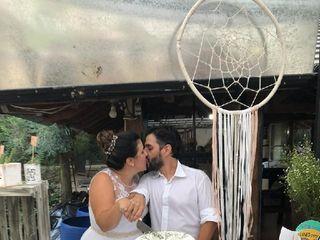 El casamiento de Soledad  y Alberto 2