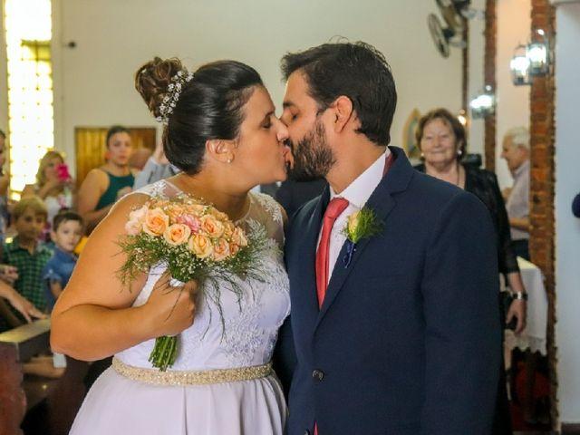 El casamiento de Soledad  y Alberto