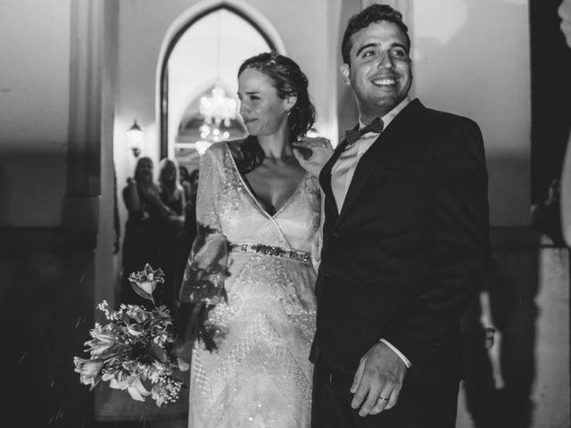 El casamiento de Bárbara y Aldo
