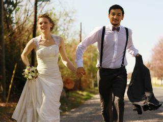El casamiento de Paula y Matias