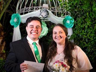 El casamiento de Rocío y Nicolás 2