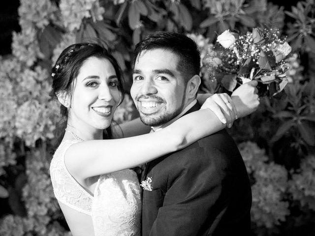 El casamiento de Nancy y Matías