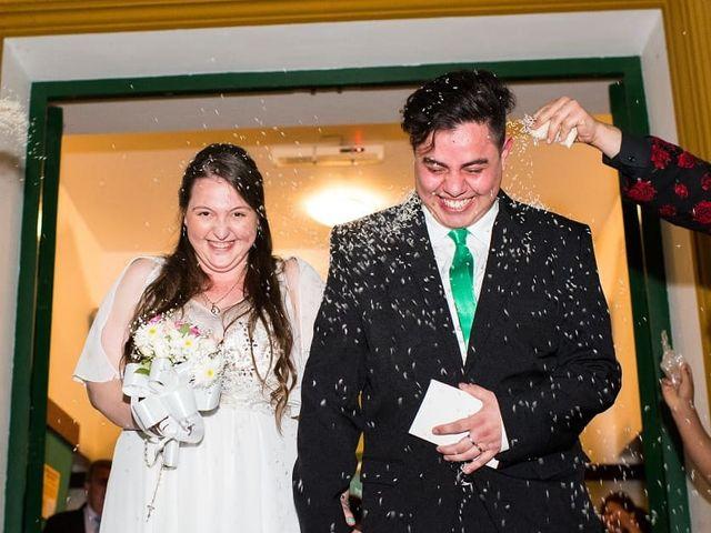 El casamiento de Nicolás y Rocío en Chacras de Coria, Mendoza 3