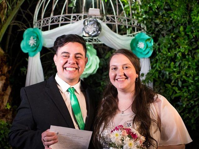 El casamiento de Nicolás y Rocío en Chacras de Coria, Mendoza 4