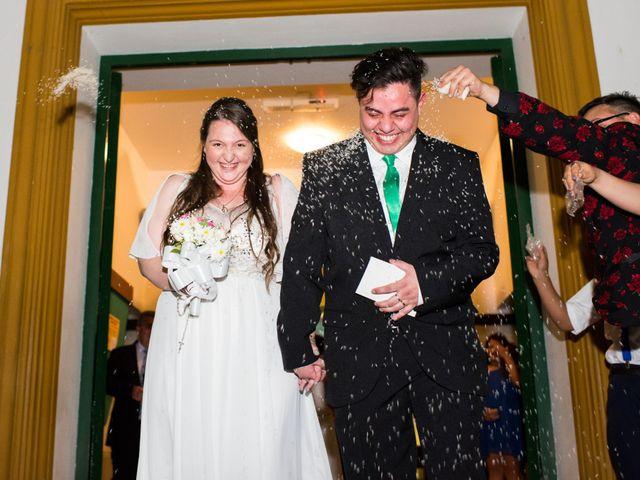 El casamiento de Nicolás y Rocío en Chacras de Coria, Mendoza 2