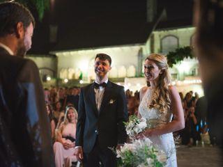 El casamiento de Aimé y Ignacio