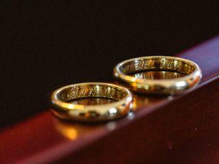 El casamiento de Meli y Juani 1