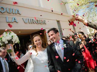 El casamiento de Meli y Juani