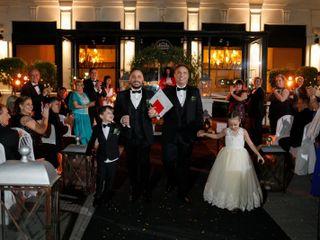 El casamiento de Diego  y Walter