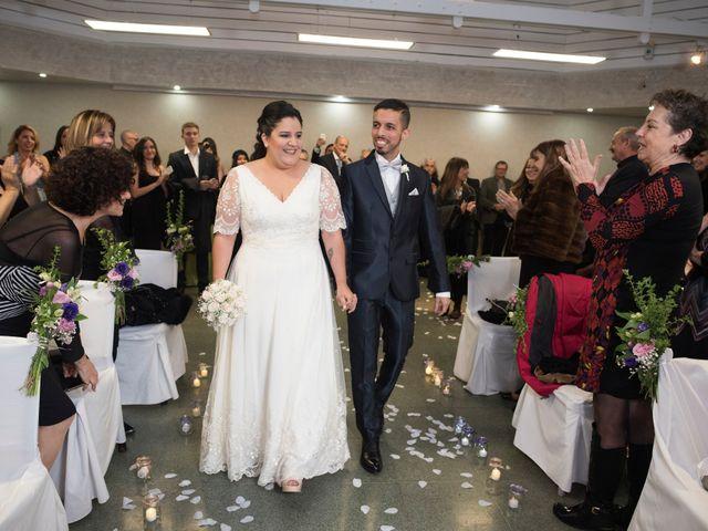 El casamiento de Rodrigo y Tamara