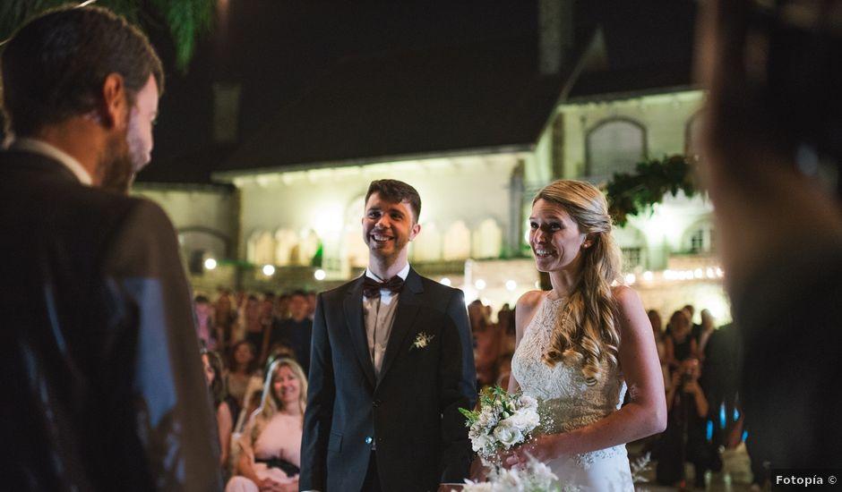 El casamiento de Ignacio y Aimé en Concordia, Entre Ríos