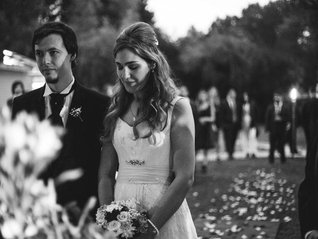 El casamiento de Sebastián y Sol