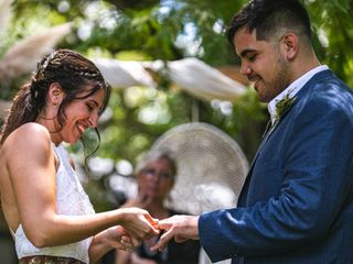 El casamiento de Micaela y Nelson  2